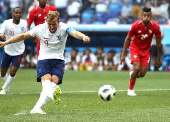 Harry Kane scored a hat trick as England thrashed Panama.