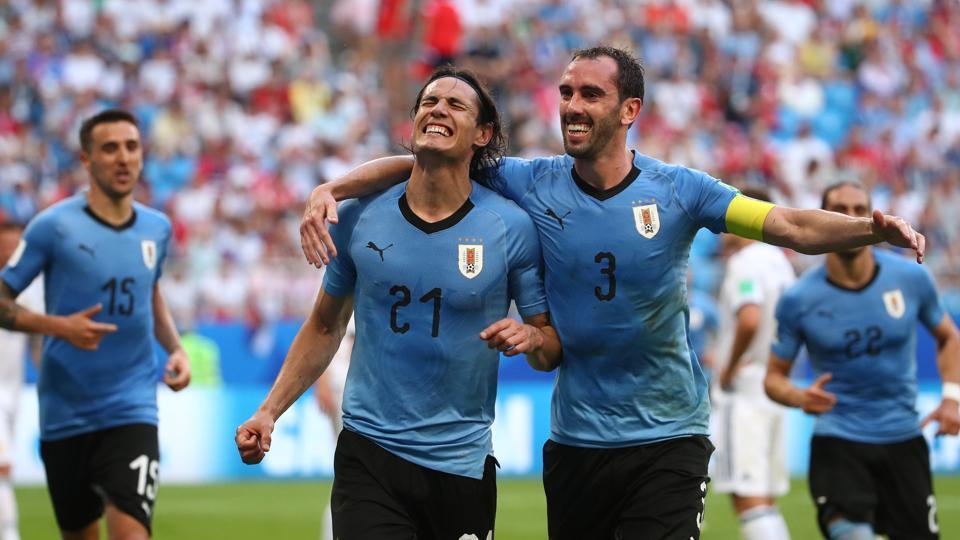 Uruguay Vs