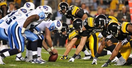 Steelers vs Titans