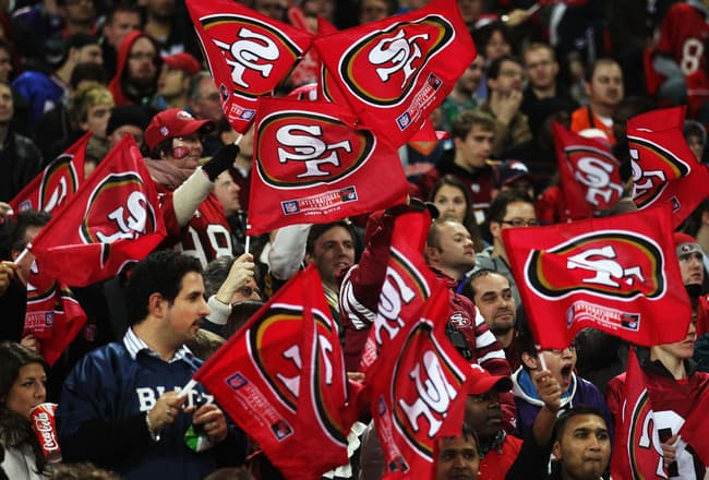 49ers fans will hope their team continues their winning form after beating New England Patriots last week.