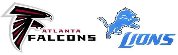 falcons vs lions