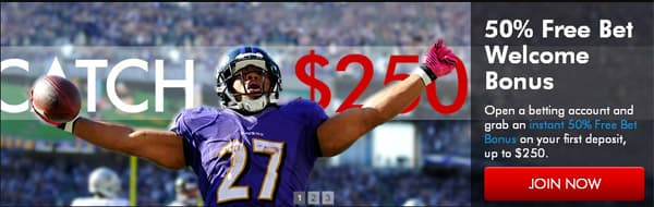 Bovada NFL Bonus