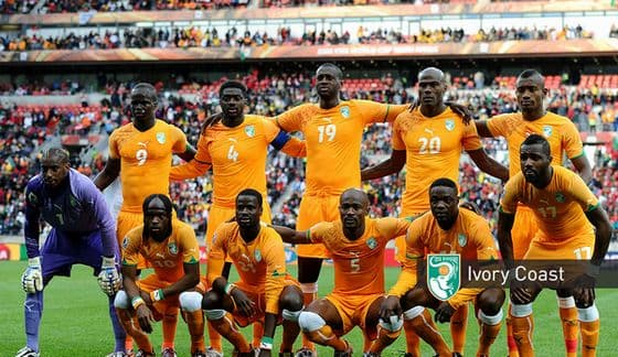 ivory coast football team