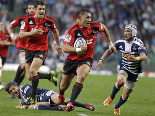 super rugby 2013 Crusaders