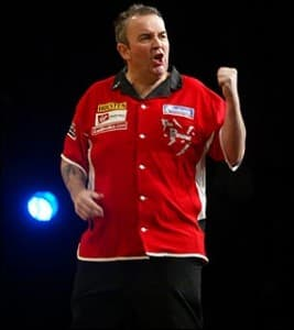 2014 PDC World Championship - Phil Taylor