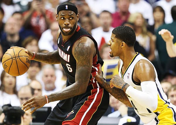 LeBron James - 2013 NBA Finals
