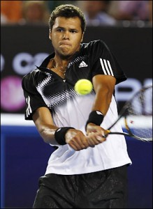 Most Aces in Wimbeldon - Jo-Wilfried Tsonga