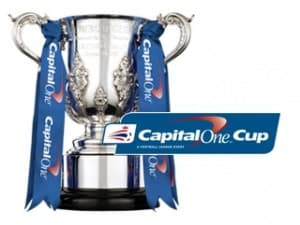 Capital One Cup Betting