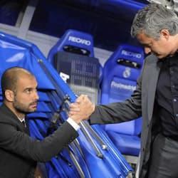 Jose Mourinho vs  Pep Guardiola Super Cup Betting