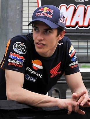 Marquez To Win Czech MotoGP