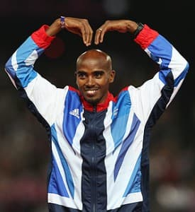 Mo Farah Betting in the Mens World Championships