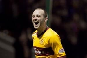 Motherwell's James McFadden A Tip For SPL Top Scorer