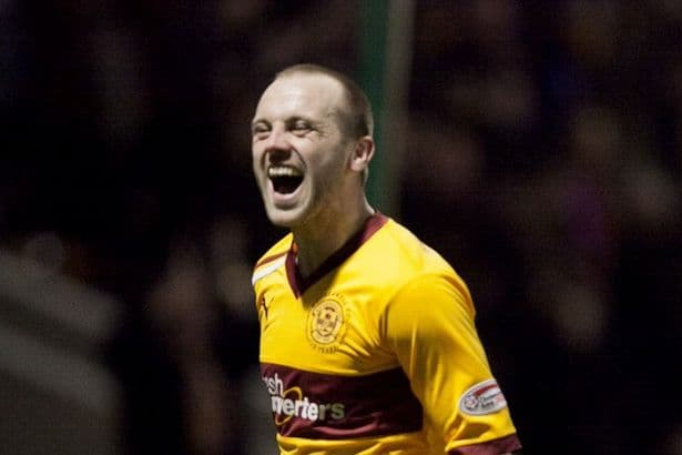 Motherwell's James McFadden A Tip For SPL Top Scorer