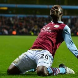 christian benteke a massive player for Villa's league challenge