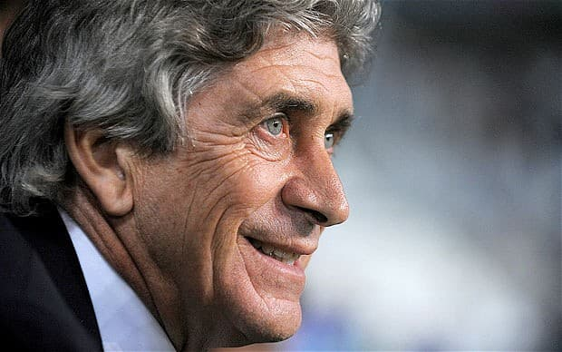 Manuel Pellegrini - Betting on Man City to win the EPL