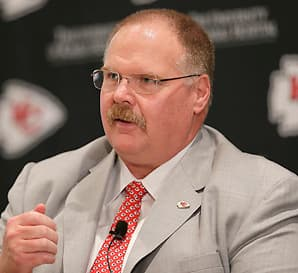 Andy Reid Faces His Former Team