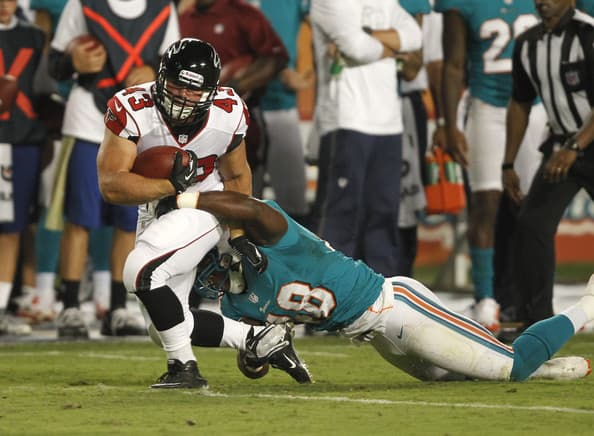 Atlanta Falcons at Miami Dolphins Bets