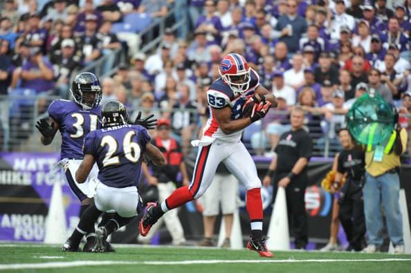 Baltimore Ravens at Buffalo Bills Gambling Odds