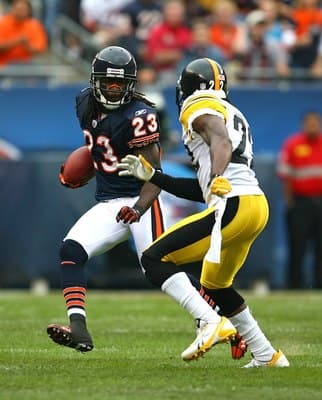 Chicago Bears at Pittsburgh Steelers Odds