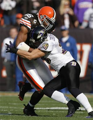 Cleveland Browns at Baltimore Ravens Betting