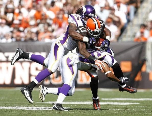Minnesota Vikings v Cleveland Browns