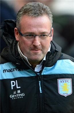 English Capital One Cup Paul Lambert Makes Villa Good Odds