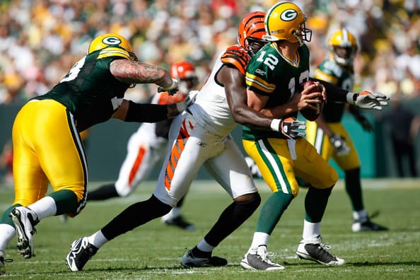 Green Bay Packers at Cincinnati Bengals NFL 2013 Betting