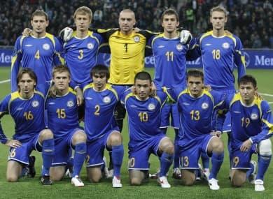 Kazakhstan A Good Bet to Beat Faroe