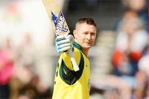 Michael Clarke Ashes Glory