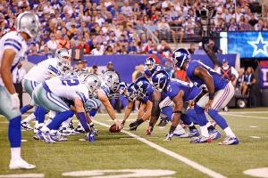 New York Giants at Dallas Cowboys Betting Preview