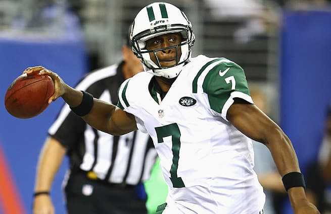New York Jets Geno Smith Starts At QB