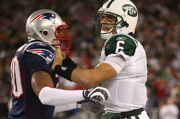 New York Jets at New England Patriots Betting Lines