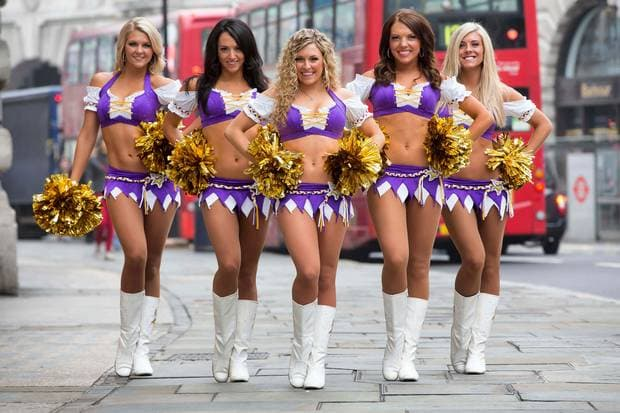Pittsburgh Steelers at Minnesota Vikings London Betting