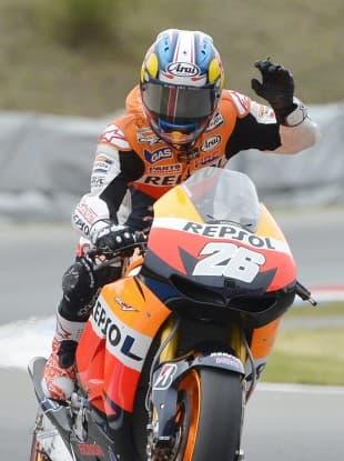 Spain motogp motorcycling Pedrosa