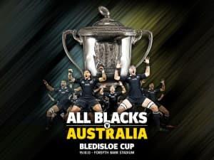 Bledisloe Cup Match 2013 Betting Australia vs New Zealand