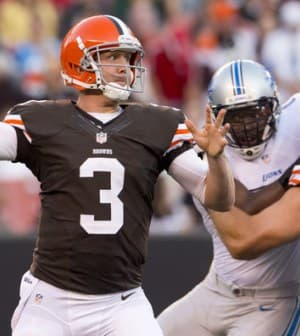 Detroit Lions at Cleveland Browns 2013 Betting Preview