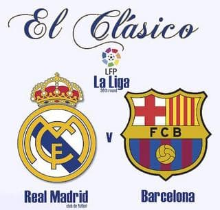 El Clasico Betting 2013