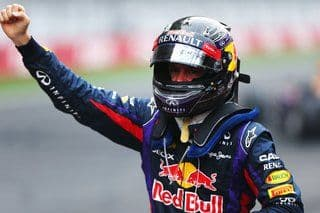 Formula One champion Sebastian Vettel