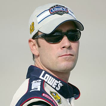 Jimmie Johnson Betting On The NASCAR