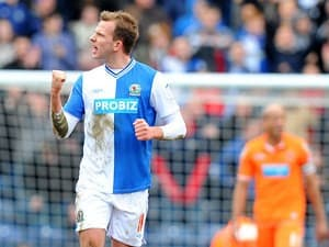 Jordan Rhodes Good For Bettign On Blackburn
