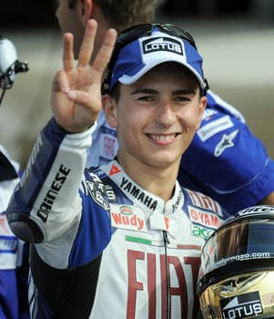 Lorenzo Betting On The 2013 Australian MotoGP