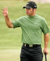Paul Casey A Good Bet For The Pearth International