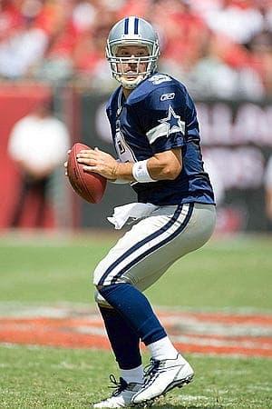 Tony Romo Hoping His Team Can Win - Washington Redskins at Dallas Cowboys Betting