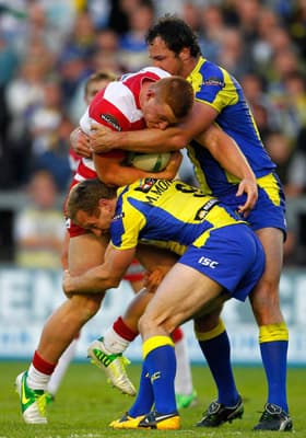 Warrington and Wigan Super League Grand Final Betting Odds