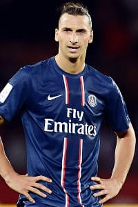 Zlatan Expected To Score Goals For PSG