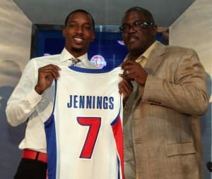 Brandon Jennings A Good Reason To BEt Detroit