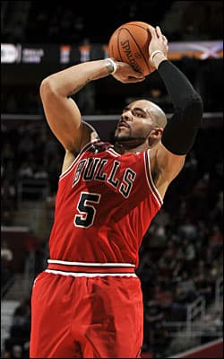 Carlos Boozer - Can He Do it
