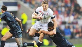 England beat New Zealand at Twickenham