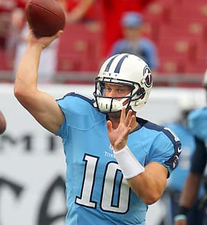 Jake Locker Important FOr BEtting On the Titans
