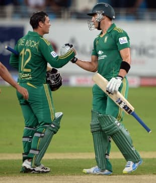 Third One Day International - South Africa Vs India 2013 ... Quinton De Kock 2013